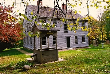 major general nathanael greene homestead